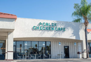 Northridge California Chicken Cafe location